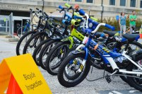 Bicycle inspections with Bike Maryland