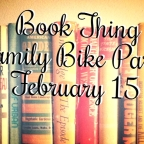 Oh no, snow! Ride a bike & read a book with the Baltimore Family Bike Party rescheduled for March 15