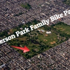 Hello spring! Join us for the Patterson Park Family Bike Party this Sunday