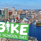 Bike to School Day tomorrow and a Bolton Hill Family Bike Party on May 16!
