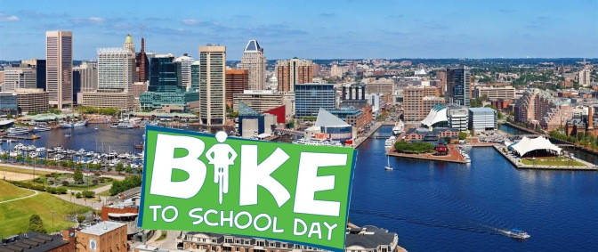 Bike to School Day 2015